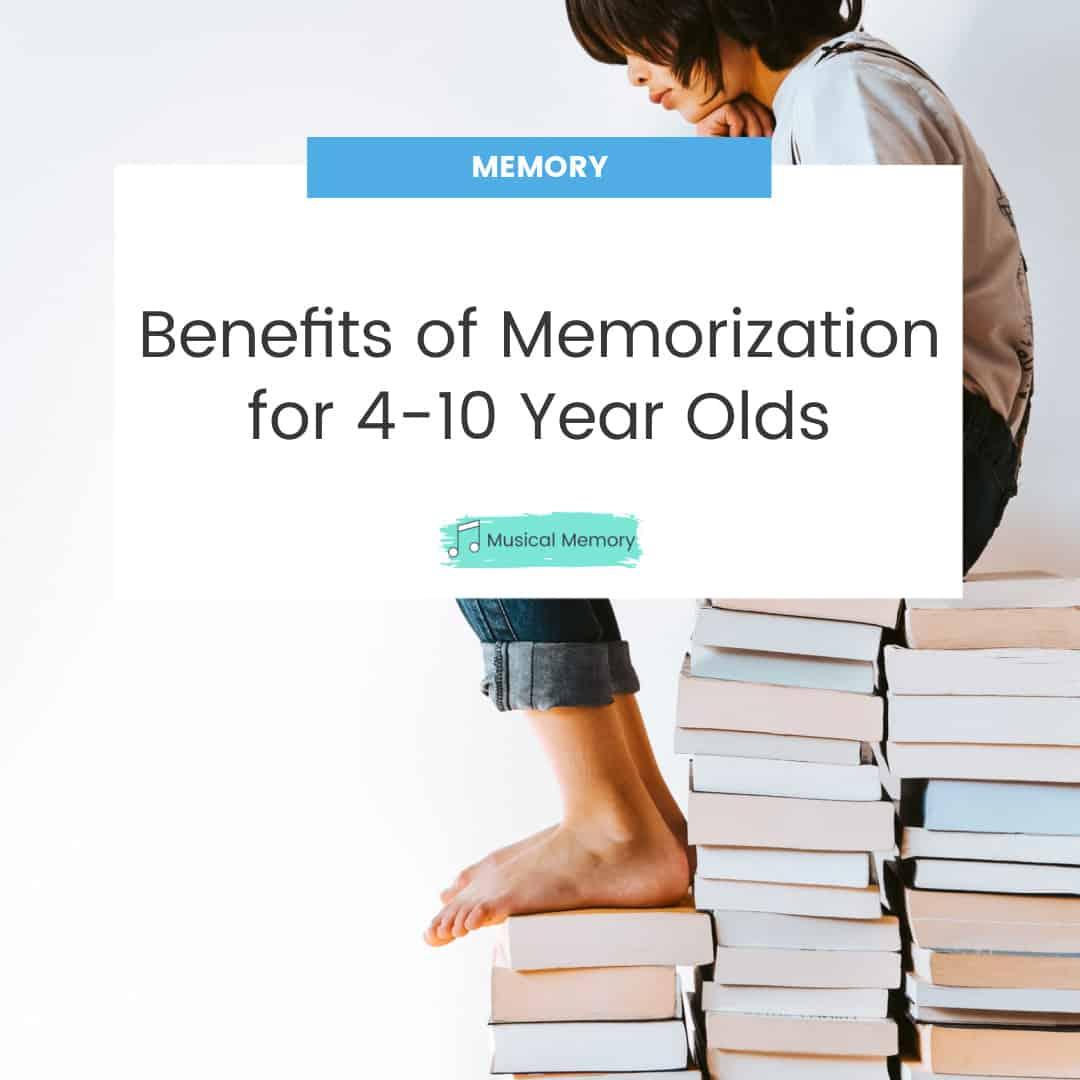 benefits memorization